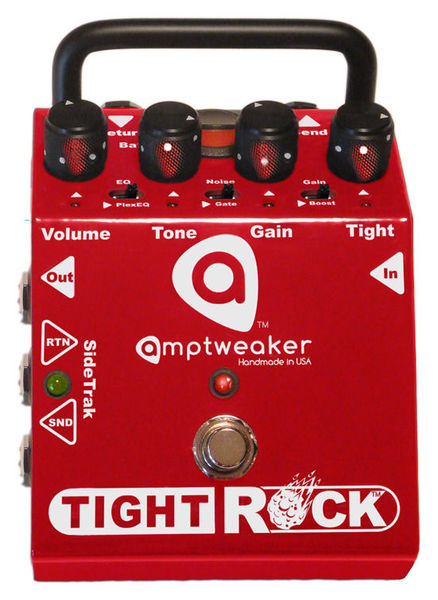 TightRock Distortion Pedal Amptweaker