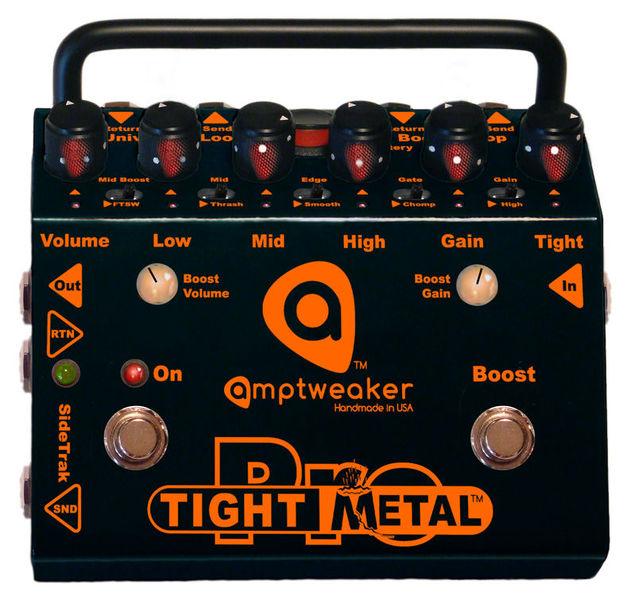 Pro Series Metal Distortion Amptweaker
