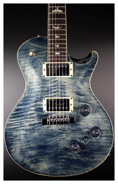 PRS SC245 Faded Whale Blue