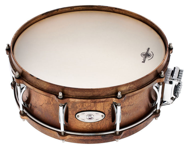 Black Swamp Percussion Multisonic Snare MS514TB