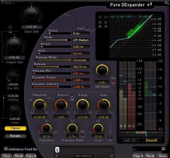 Flux Pure DExpander v3