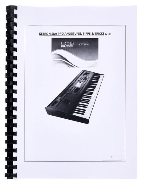 Ketron SD 9 Praxis Handbuch