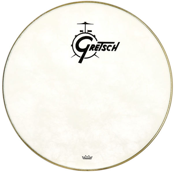 """Gretsch 20"""" Fiberskyn Bass Drum Head"""