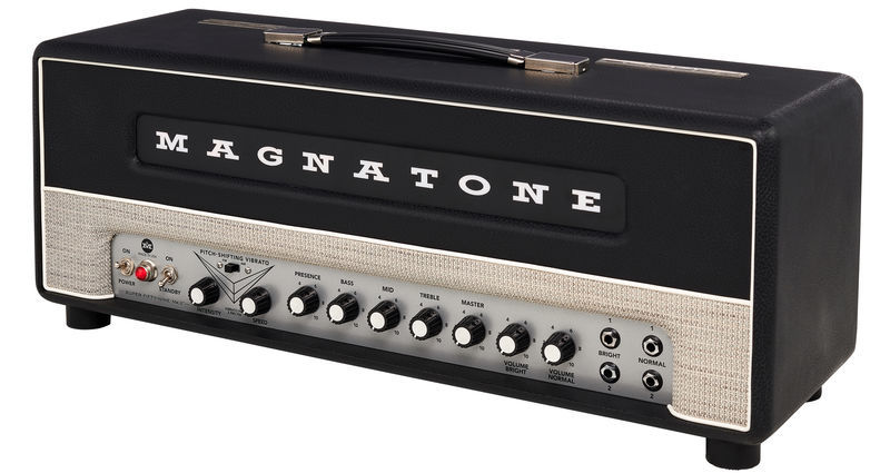 Magnatone Super Fifty-Nine MKII Head BK
