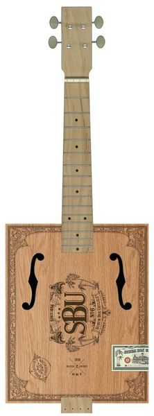 Strum Box Ukulele Building Kit Music Sales