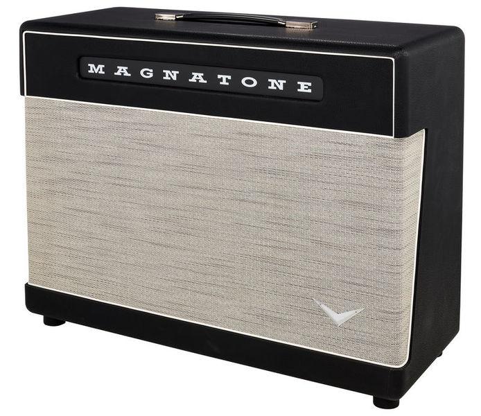 """Magnatone Master 2x12"""" Ext Cab BK"""
