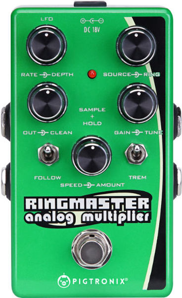 Ringmaster Analog Multiplier Pigtronix