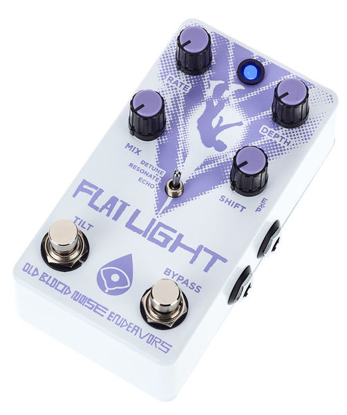 Old Blood Noise Endeavors Flat Light Flanger