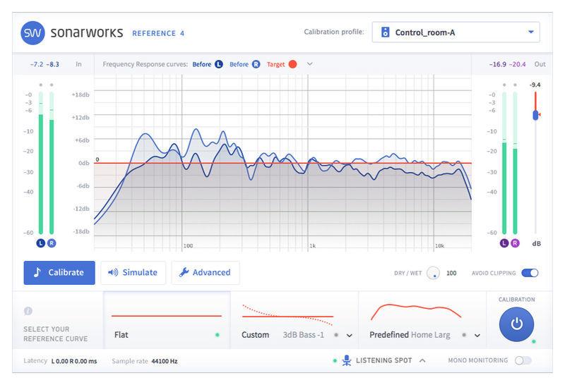 Sonarworks Reference 4 Studio UG 4 Headph
