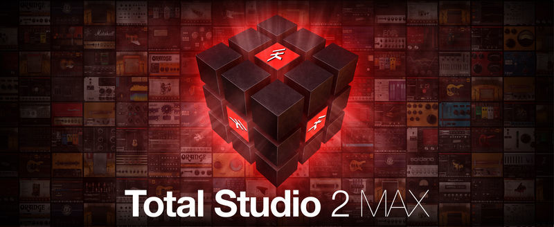 IK Multimedia Total Studio 2 MAX