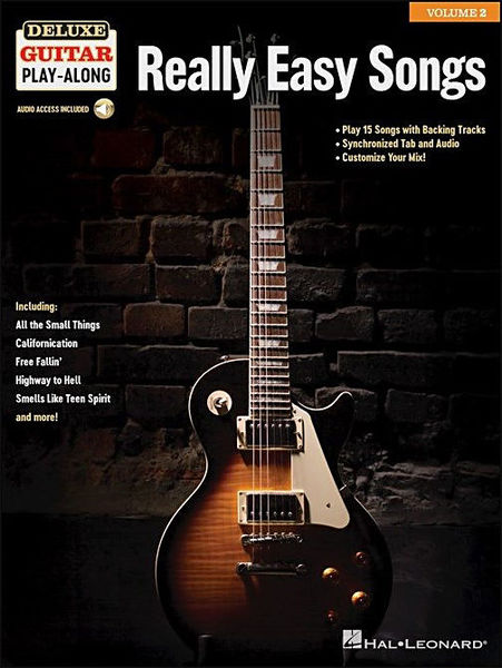 Really Easy Songs Guitar Hal Leonard