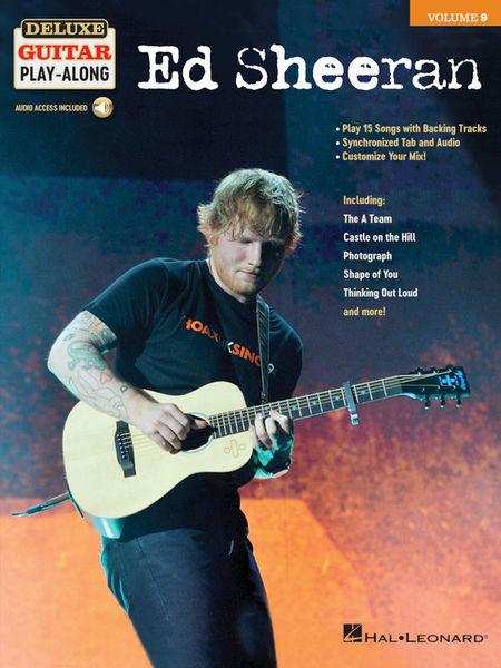 Ed Sheeran Deluxe Guitar Hal Leonard