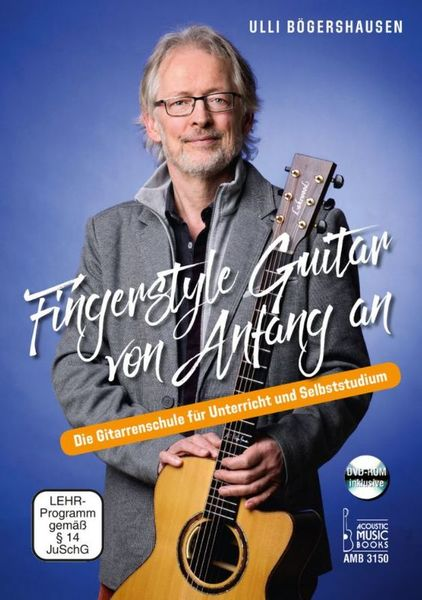 Fingerstyle Guitar von Anfang Acoustic Music