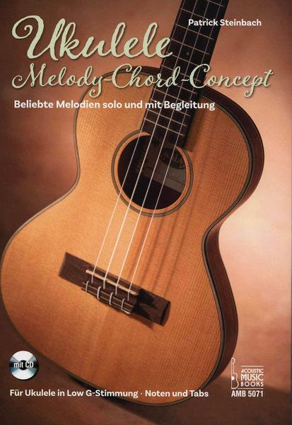 Acoustic Music Ukulele-Melody-Chord-Concept