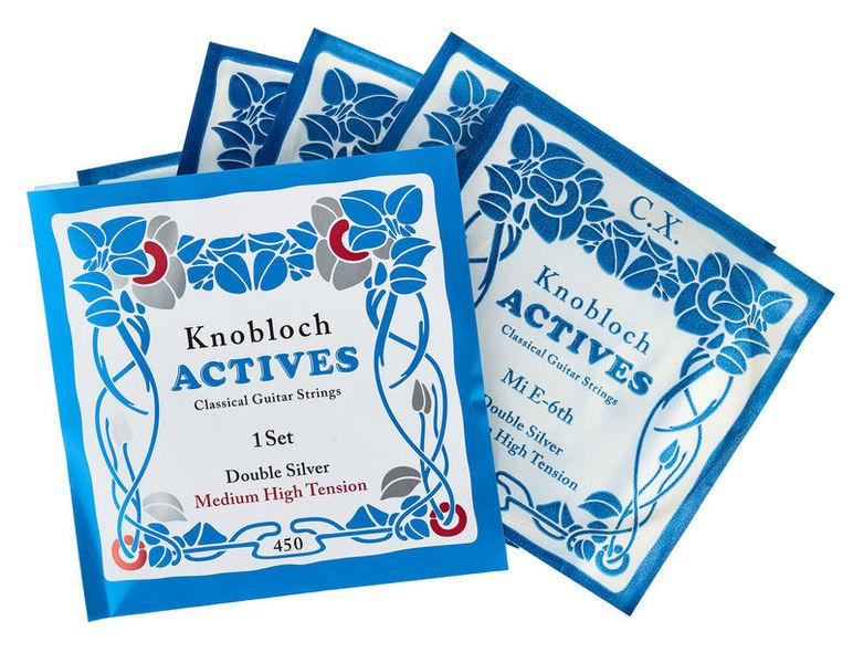 Knobloch Strings Double Silver Special Nylon450