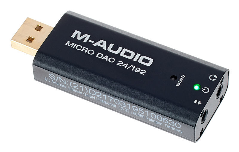 M-Audio Micro Drivers Download (2019)