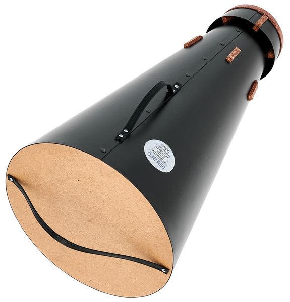 DEM-BRO Straight mute Bb-Tuba