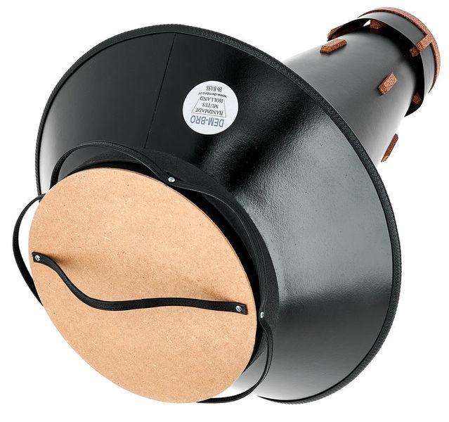 DEM-BRO Cup mute Bb-Tuba
