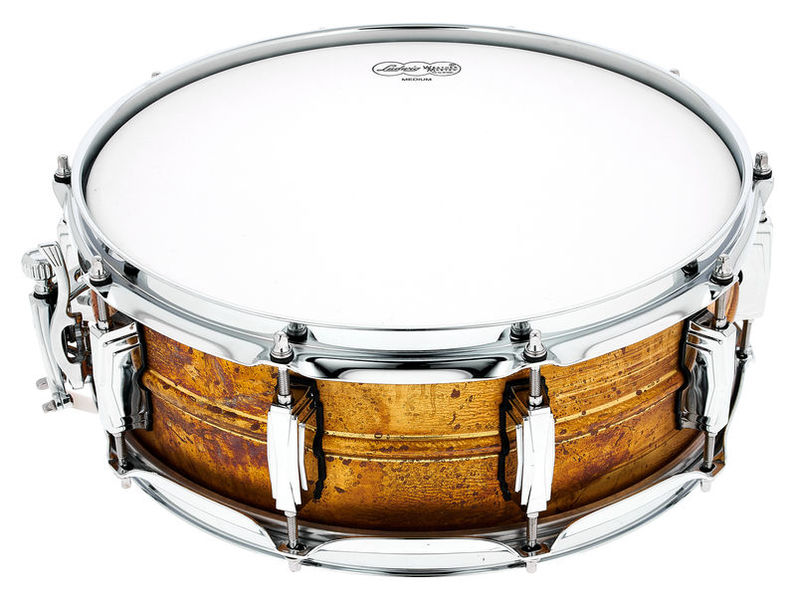 "Ludwig 14""x05"" Raw Brass Phonic"