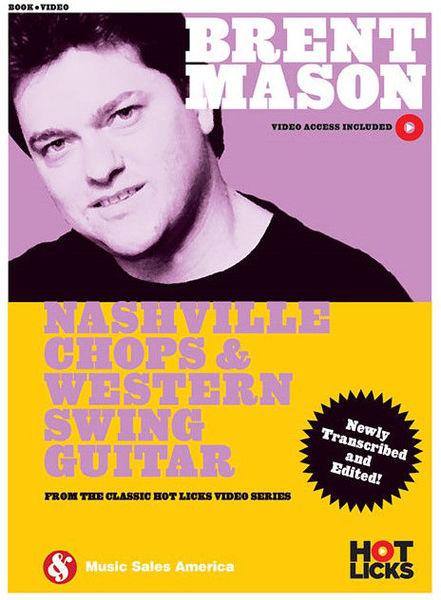 Nashville Chops &Western Swing Hal Leonard