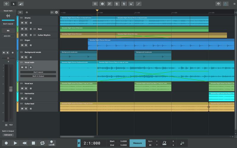 n-Track Studio 9 Extended
