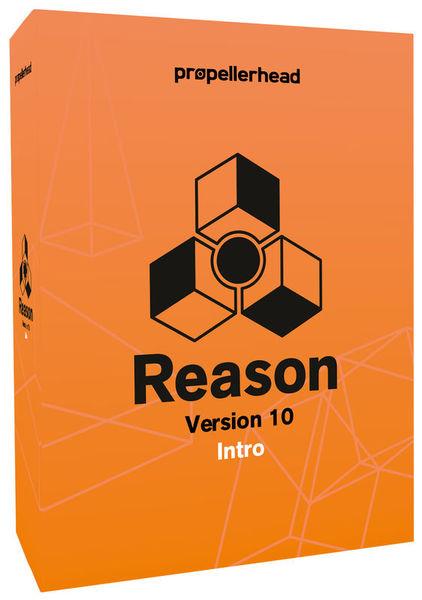 Reason Intro 10 Propellerhead