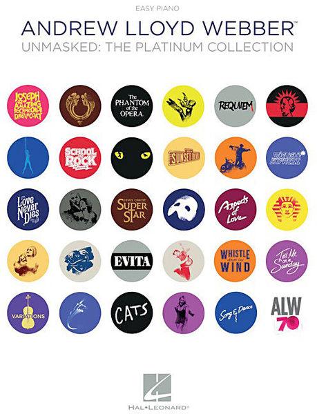 A. L. Webber: Unmasked PVG Hal Leonard