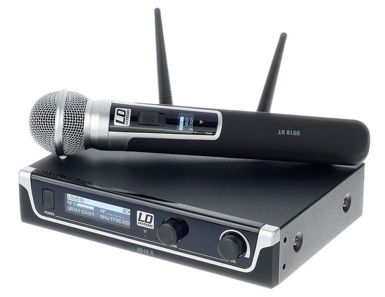 LD Systems U518 HHD