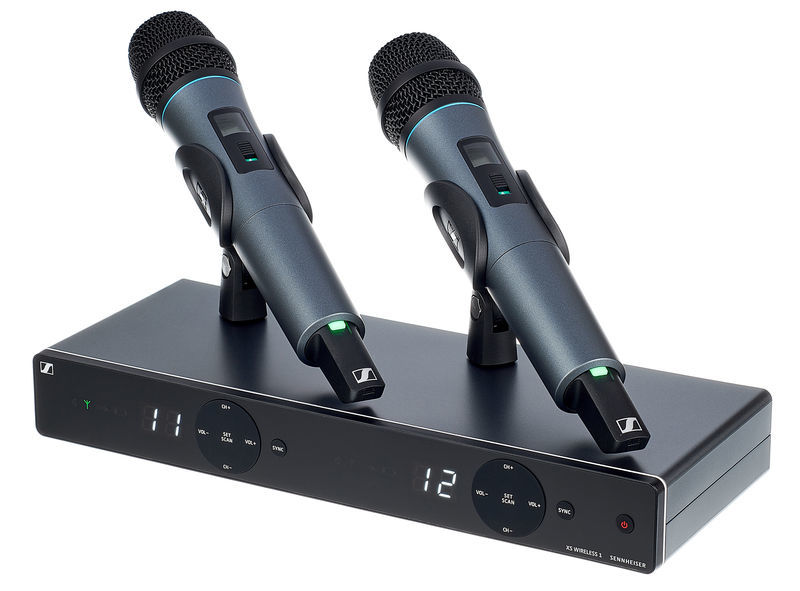 Sennheiser XSW 1-825 Dual A-Band Vocal