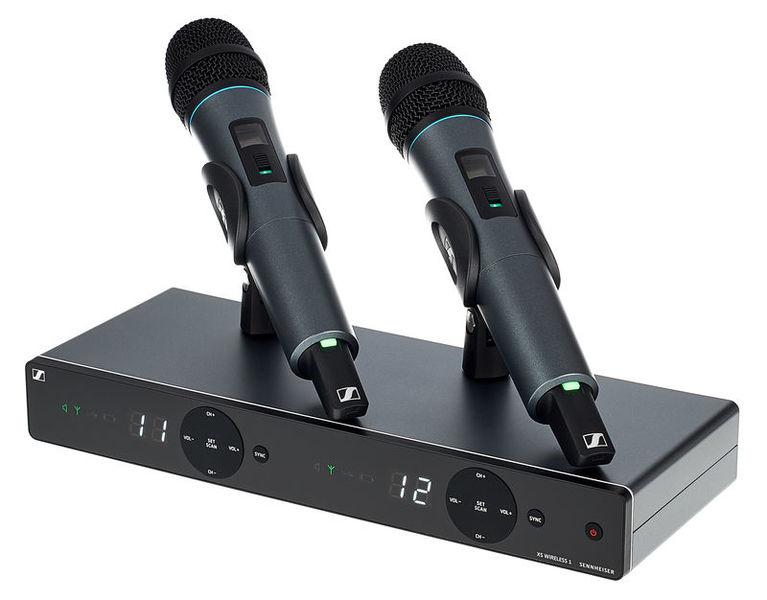 XSW 1-825 Dual E-Band Vocal Sennheiser