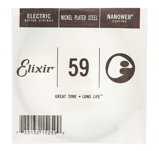 Elixir .059 Electric Guitar