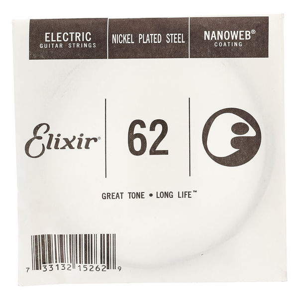 Elixir .062 Electric Guitar