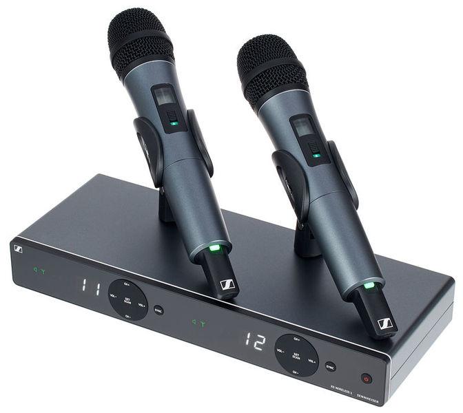Sennheiser XSW 1-835 Dual C-Band Vocal