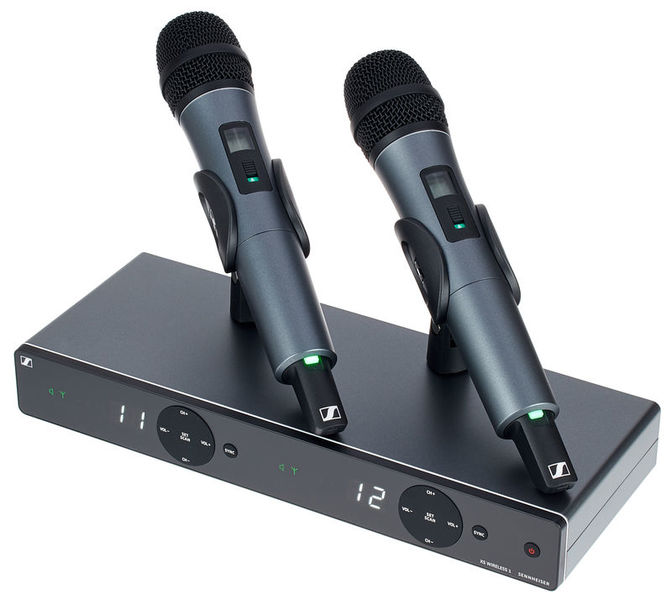 Sennheiser XSW 1-835 Dual GB-Band Vocal