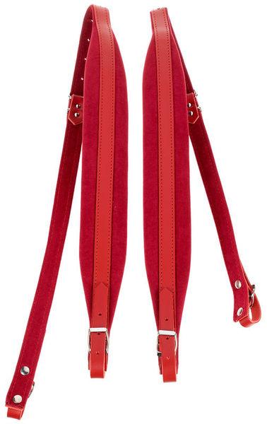 Thomann 60 Pro Accordion Strap XL Red