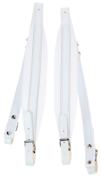 Thomann 60 Pro Accordion Strap S White