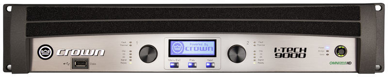 Crown I-Tech 9000HD