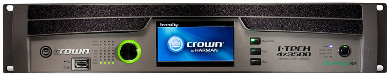 Crown I-Tech 4x3500HD