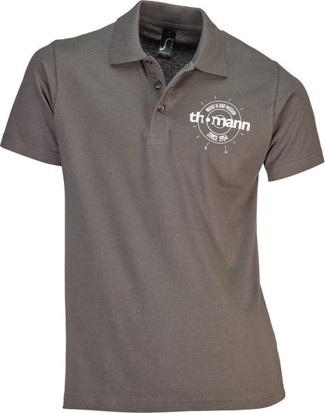 Thomann Polo-Shirt Grey M