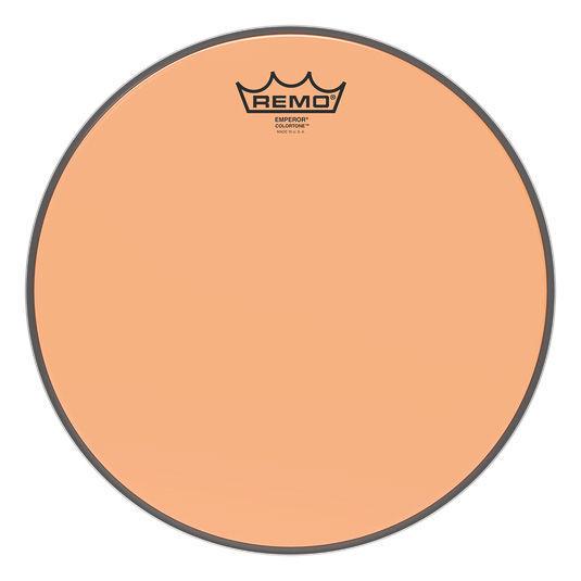 "Remo 12"" Emperor Colortone Orange"