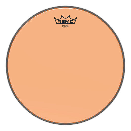 "Remo 13"" Emperor Colortone Orange"