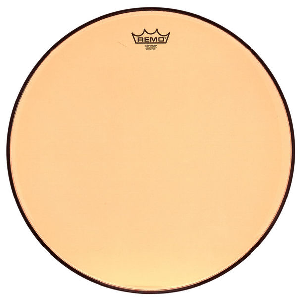 "Remo 18"" Emperor Colortone Orange"