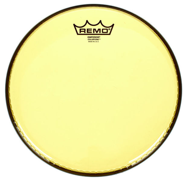 "Remo 08"" Emperor Colortone Yellow"