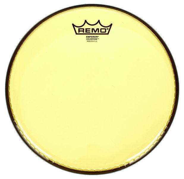 """Remo Emperor Colortone Red Drumhead 10/"""""""