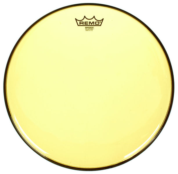 "Remo 13"" Emperor Colortone Yellow"