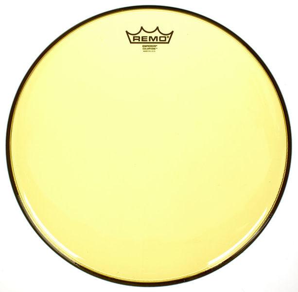 """Remo 16"""" Emperor Colortone Yellow"""