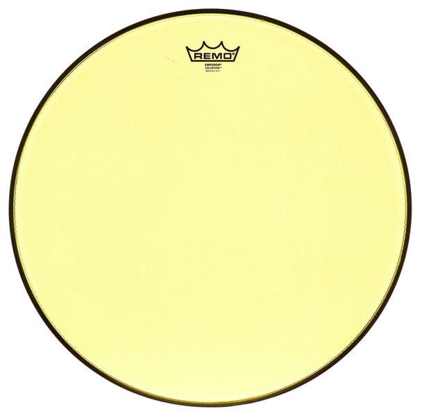 """Remo 18"""" Emperor Colortone Yellow"""