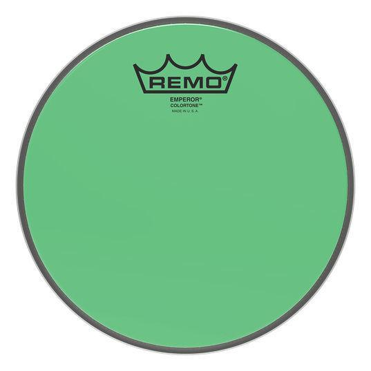 """Remo 08"""" Emperor Colortone Green"""
