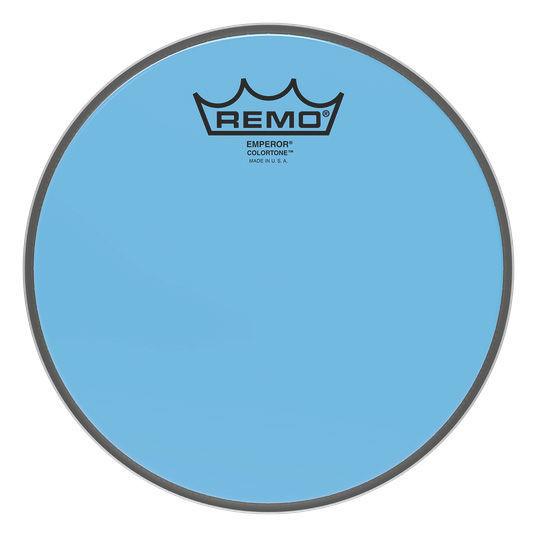 """Remo 08"""" Emperor Colortone Blue"""