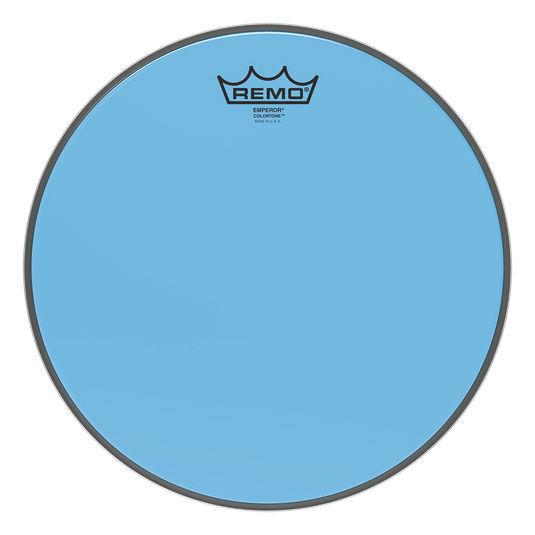 """Remo 12"""" Emperor Colortone Blue"""